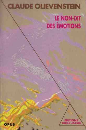 Unsaid Emotions (Coll. Opus)