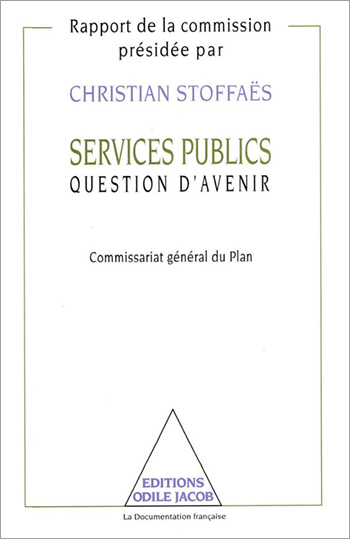 Public Services - A Question of the Future