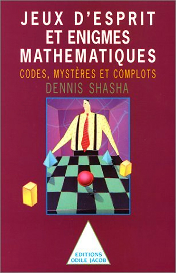 Brain Teasers and Mathematical Puzzles II - Dr. Ecco's Mathematical Detective:Codes, Puzzles, and Conspiracy