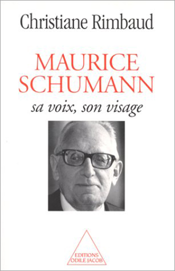 Maurice Schumann - His Voice and Face