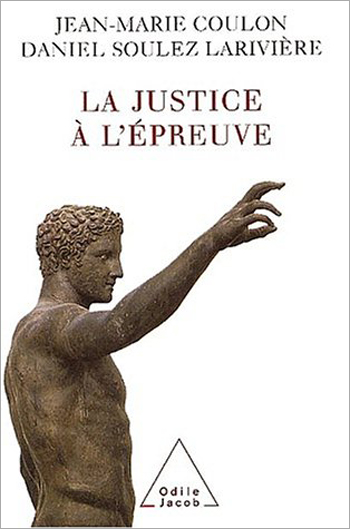 Crisis of the French Legal System (The)