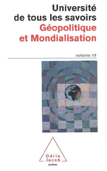 Volume 19: Geopolitics and Globalisation