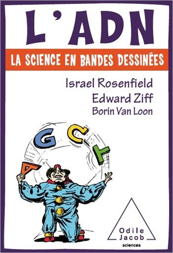 ADN (L') - La Science en bandes dessinées