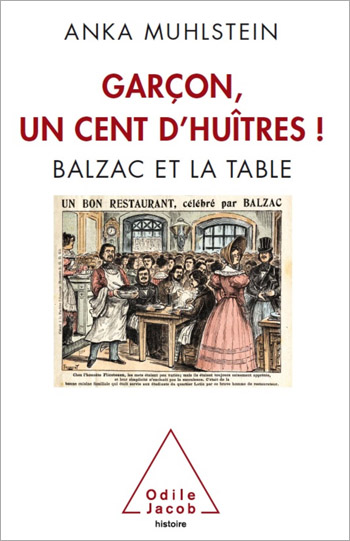 Balzac at Table