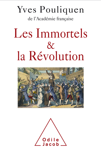 When the Académie Française almost Disappeared - From the French Revolution to the Empire